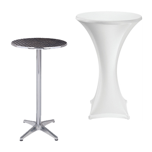 Tall Cocktail Poseur Tables